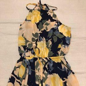 Lulus flora dress